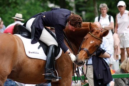 Vereinbarkeit von Tierschutz und Leistungssport
