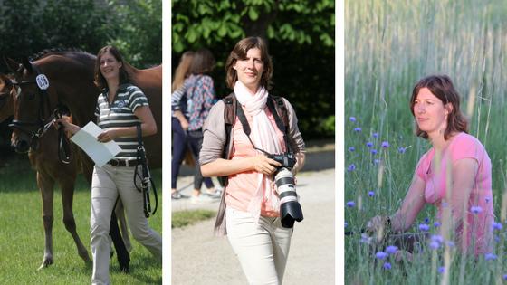 Züchterin und Fotografin